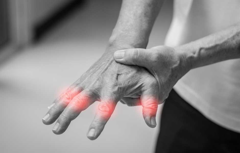 Artrite reumatoide: rimedi naturali e Riflessologia plantare