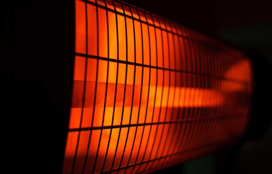 lampada infrarossi