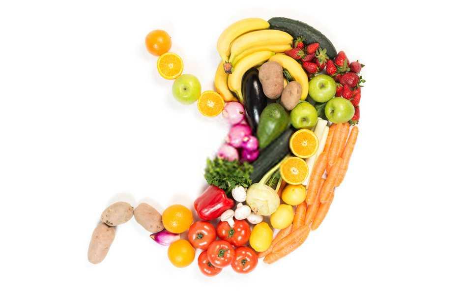 gonfiore addominale dieta