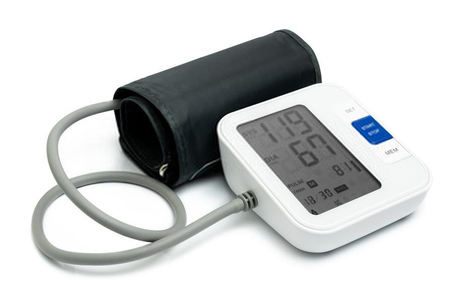 misuratore di pressione polso braccio